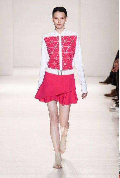 Victoria Beckham - kolekcja wiosna lato 2014