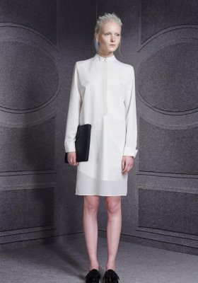 MAJA SALAMON W LOOKBOOKU VIKTOR&ROLF PRE-FALL 2014