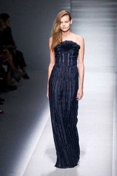 1. Vionnet haute couture jesień zima 2014/2015