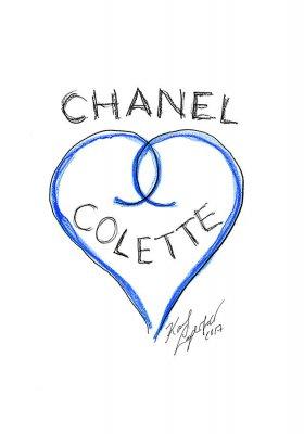 CHANEL CONCEPT STORE W COLETTE
