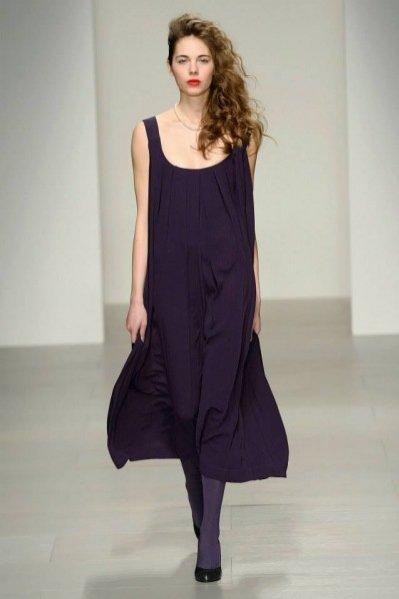 1. Vivienne Westwood Red Label - kolekcja jesień zima 2014/2015