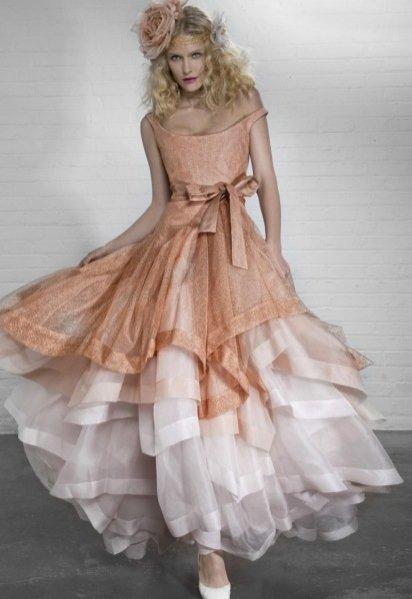 Kolekcja ślubna Vivienne Westwood jesień zima 2012/13