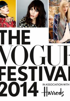 VOGUE FESTIVAL 2014