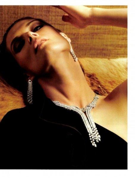 Małgosia Bela w sesji dla Vogue Paris