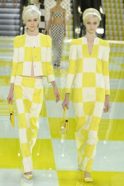pokaz Louis Vuitton wiosna lato 2013