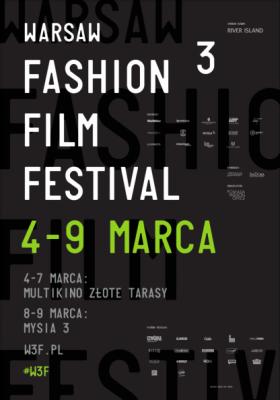3. EDYCJA WARSAW FASHION FILM FESTIVAL