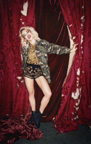 Rita Ora na okładce Asos Magazine