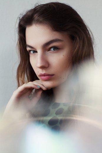 1. Weronika Ukleja - nowa twarz agencji D'vision