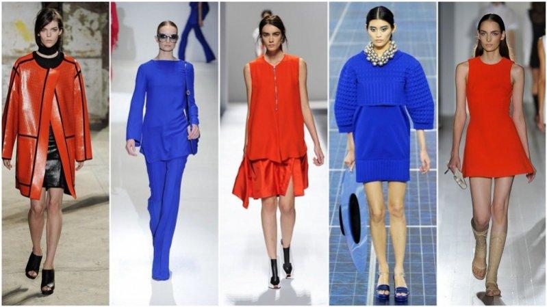 Trendy wiosna lato 2013 - Proenza Schouler, Gucci, Sportmax, Chanel, Victoria Beckham