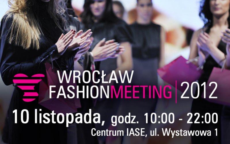 Wrocław Fashion Meeting 2012