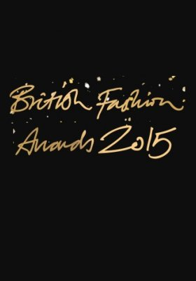 LAUREACI BRITISH FASHION AWARDS 2015