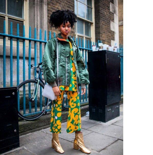 Street Style London Fashion Week 2017 Lamode