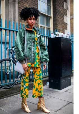 STREET STYLE: LONDON FASHION WEEK 2017