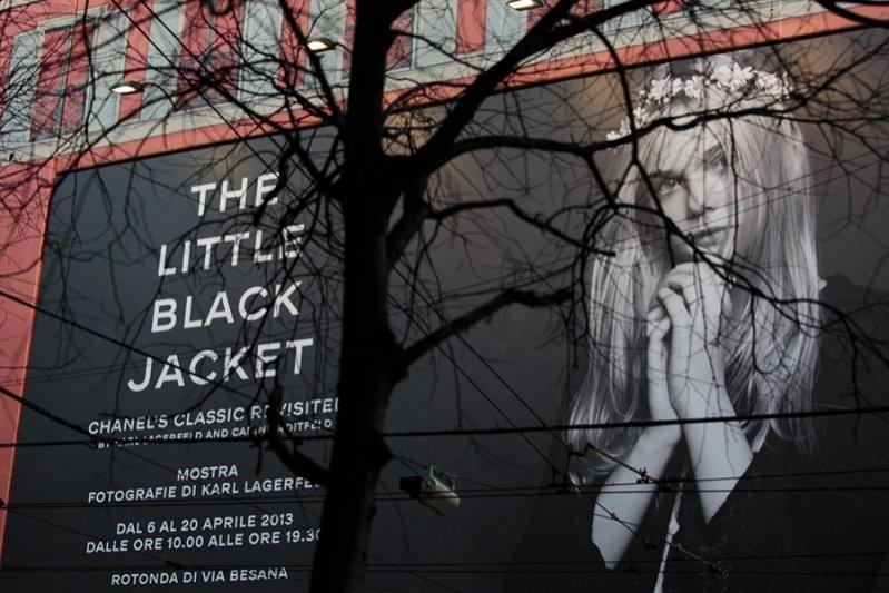 wystawa The Little Black Jacket w Mediolanie - oficjalne otwarcie
