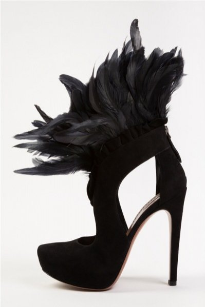 "wystawa ""Shoe Obsession"" w FIT - Azzedine Alaia, 2011"