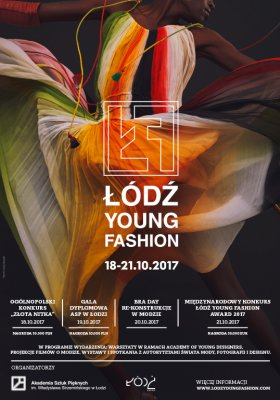 PROJEKTANCI, DO BOJU! RUSZYŁ KONKURS ŁÓDŹ YOUNG FASHION 2017