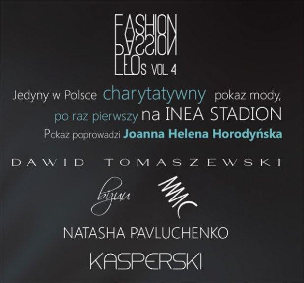 Charytatywny pokaz mody Fashion Leos Passion vol. 4