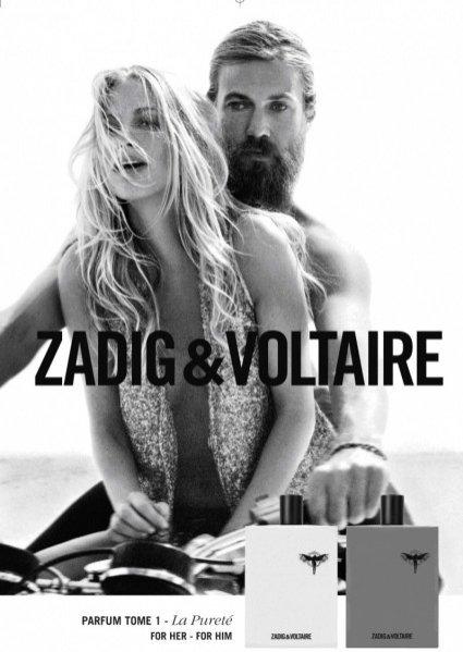 Nowy zapach marki Zadig&Voltaire