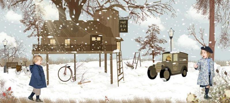 Dziecięca kolekcja marki Laranjinha na sezon jesień-zima 2011/2012