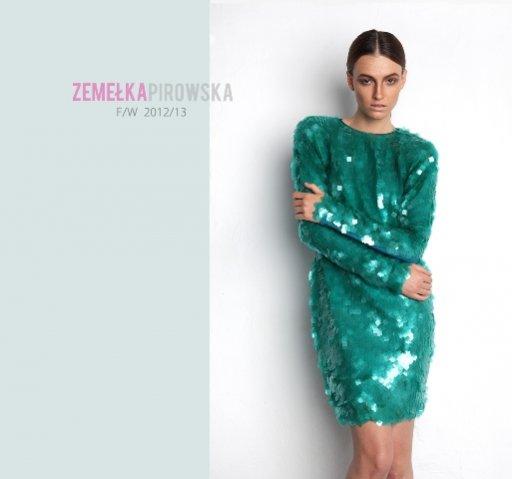 Zemełka&Pirowska kolekcja jesień-zima 2013