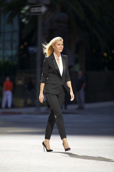 1. Gwyneth Paltrow - ambasadorka zapachu BOSS MA VIE Pour Femme
