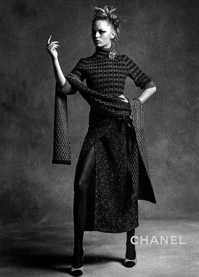 1. Zapowiedź najnowszej kampanii Chanel FW 2015/2016