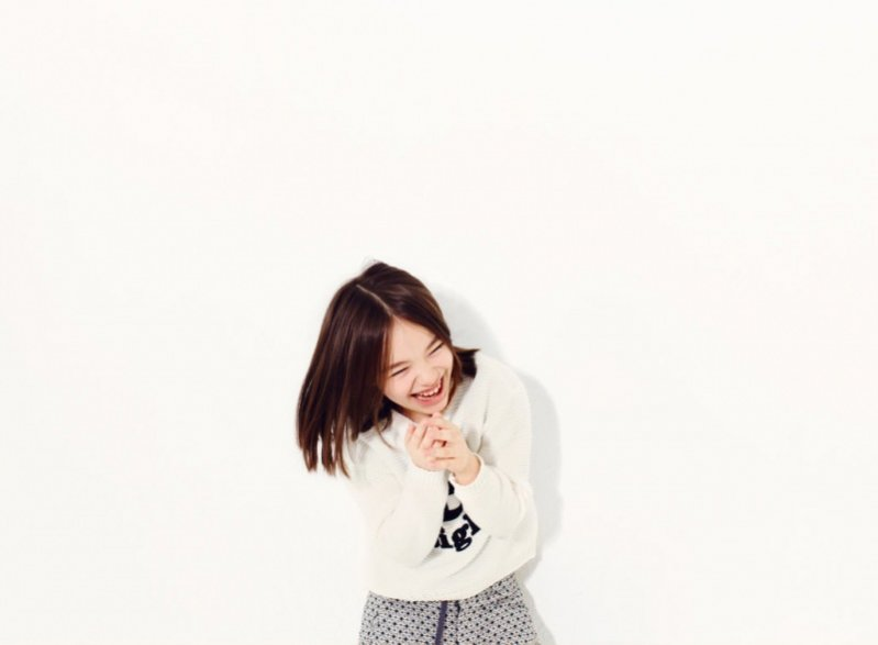 1. LOOKBOOK ZARA KIDS WIOSNA 2014