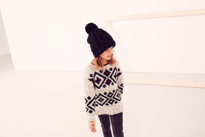 Loobook Zara Kids listopad 2013