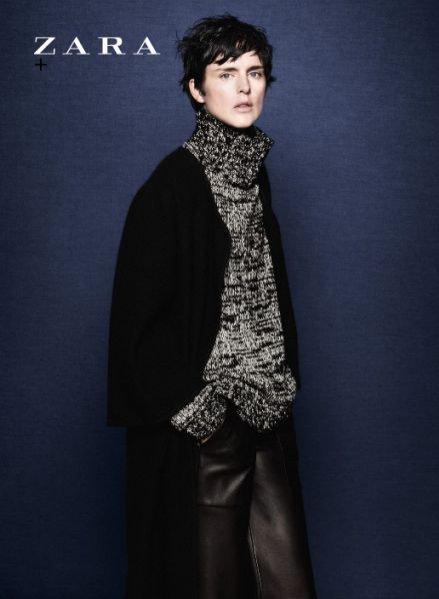 Lookbook kolekcji Zara Woman jesień zima 2011