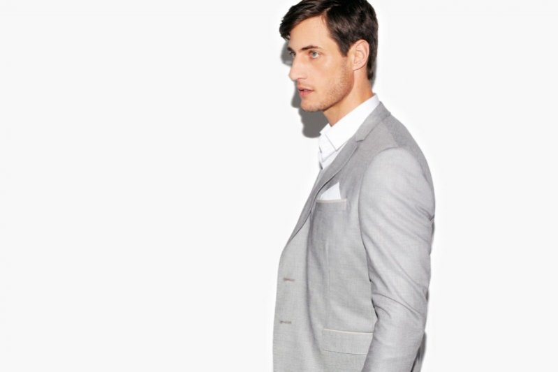 lookbook Zara Man na luty 2013