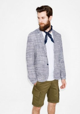 ZARA MAN LOOKBOOK WIOSNA 2013