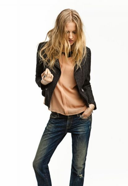 Lookbook Zara TRF Listopad 2011