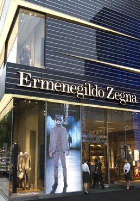 ERMENEGILDO ZEGNA SPA ZAPOWIADA SPADEK ZAINTERESOWANIA TOWARAMI LUKSUSOWYMI