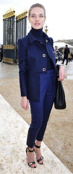 1. Zoom na styl - Natalia Vodianova