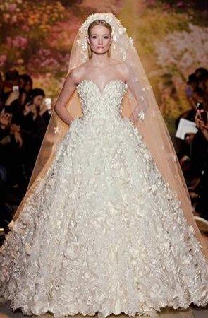 1. Zuhair Murad - kolekcja haute couture wiosna lato 2014