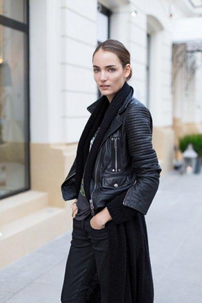 1. Zuza Bijoch - moda uliczna i must have jesień zima 2014/2015 według modelki D'Vision