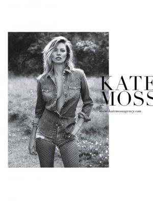 """KATE MOSS OTWIERA """"AGENCJĘ TALENTÓW"""""""