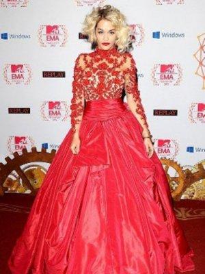 STYLIZACJE GWIAZD NA MTV EMA'S AWARDS 2012