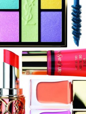 CANDY FACE MAKE UP OD YSL NA WIOSNĘ 2012