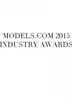RANKING MODELS.COM: MODEL OF THE YEAR INDUSTRY AWARDS 2015