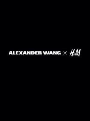 ALEXANDER WANG DLA H&M!