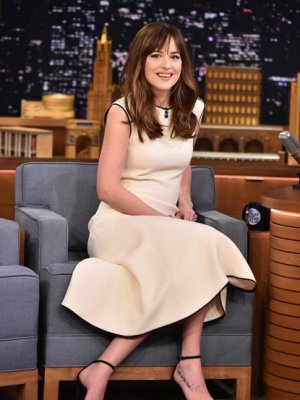 BEST LOOK - DAKOTA JOHNSON