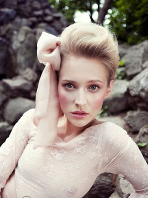 OLA KULIGOWSKA W KAMPANII DECOLOVE WEDDING COLLECTION
