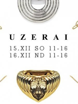 UZERAI WEEKEND SHOPPING SPREE - KONKURS!