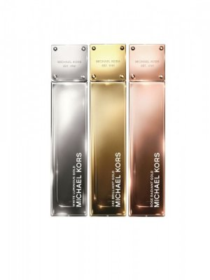 MICHAEL KORS – THE GOLD FRAGRANCE COLLECTION
