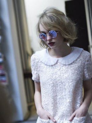 LILY ROSE DEPP -  ZOOM NA STYL