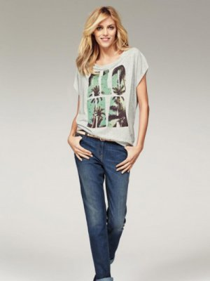 ANJA RUBIK W LOOKBOOKU NEXT LATO 2014