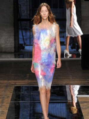 LONDON FASHION WEEK – CHRISTOPHER KANE, TOM FORD, SIMONE ROCHA – WIOSNA LATO 2014