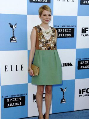 ZOOM NA STYL - MICHELLE WILLIAMS