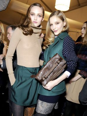 BACKSTAGE - TOMMY HILFIGER